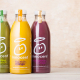 Innocent Smoothies Range Natural Background