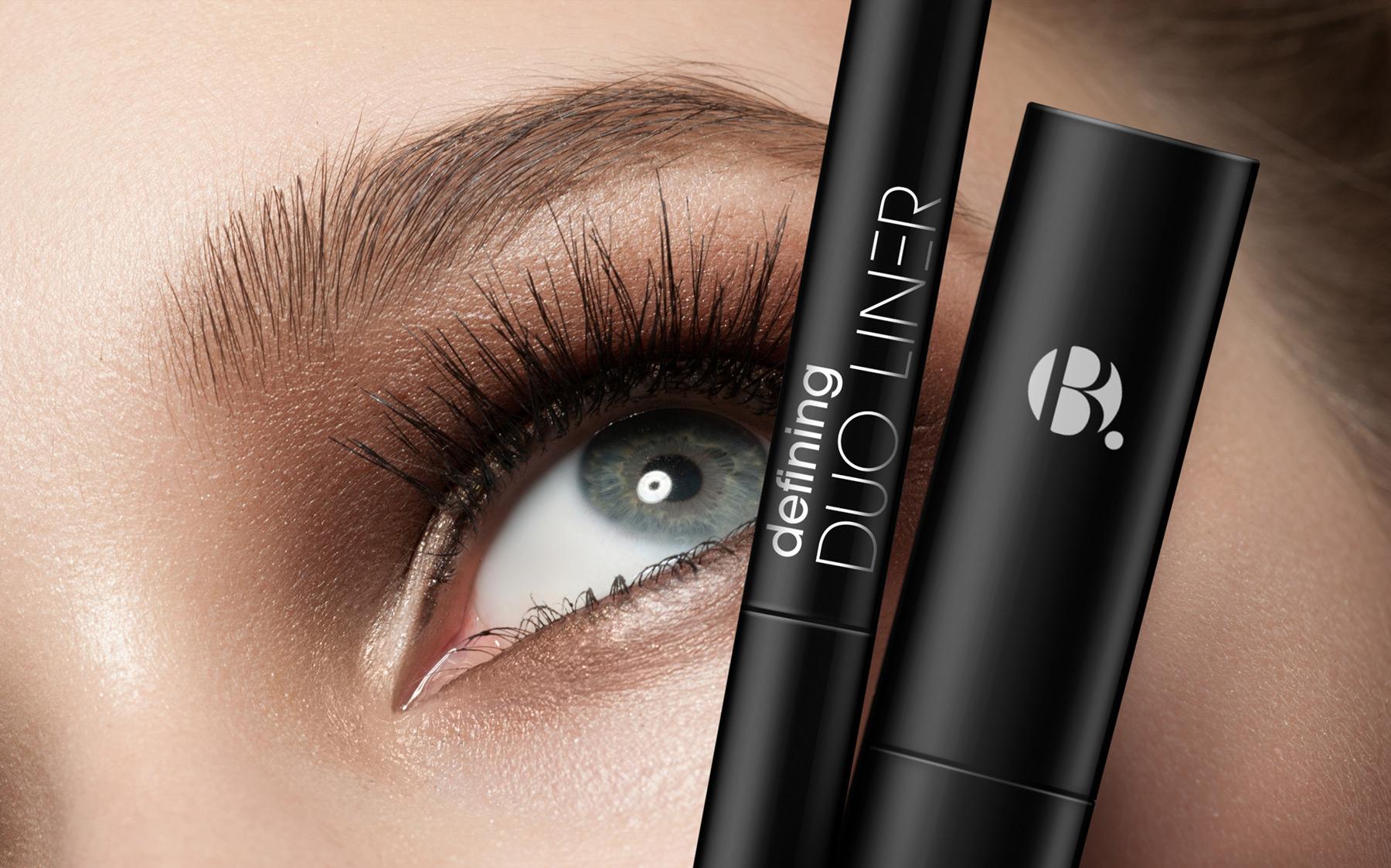 Product shot of beauty branding for Superdrug